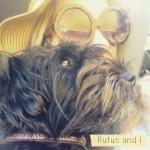 Rufus and I