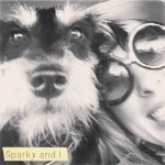Sparky and I