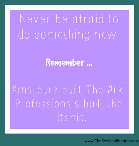 Ark vs Titanic