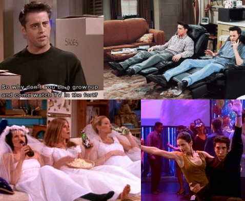 Lessons From F.R.I.E.N.D.S