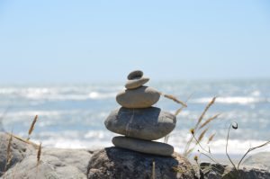 Living with anxiety can often feel like a balancing act