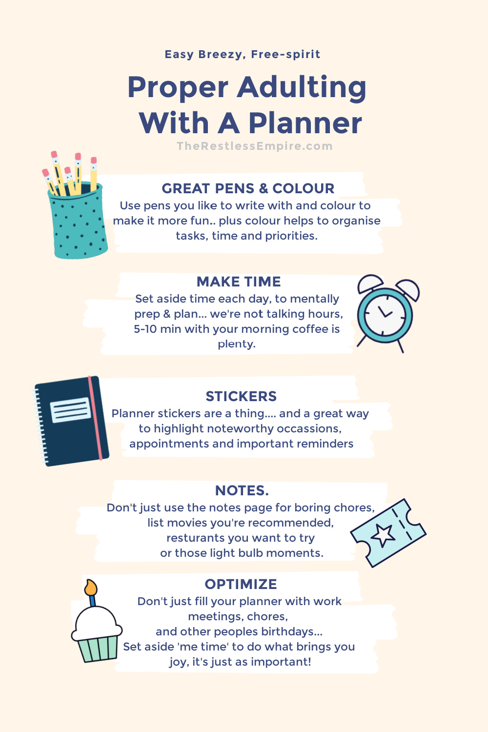 Full focus planner review, how to make the most of your planner